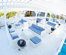 cozy-那覇-bbq-terrace