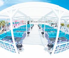 沖縄県那覇市でバーベキューならコージービーチ。手ぶらでバーベキューするならオアシスエリア