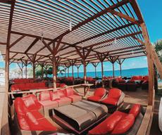 沖縄県那覇市でバーベキューならコージービーチ。手ぶらでバーベキューするならオーシャンエリア