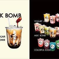MILK BOMB
