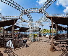 沖縄県那覇市でバーベキューならコージービーチ。手ぶらでバーベキューするならヴィラエリア