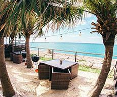 GARDEN AREA ガーデンエリア|沖縄那覇でバーベキュー コージービーチクラブcozy beach club